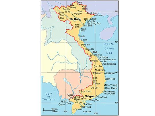 kart vietnam Meny kart vietnam